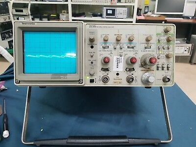 Tektronix 2235 100mhz 2 Channel Oscilloscope As Is Selling 6808