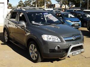 2010 Holden Captiva LX Automatic SUV Leumeah Campbelltown Area Preview