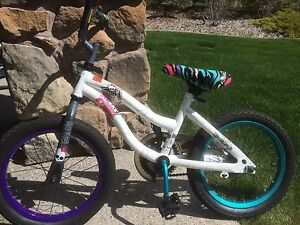 "ON HOLD almost Brand New Monster High 16"" Bike"