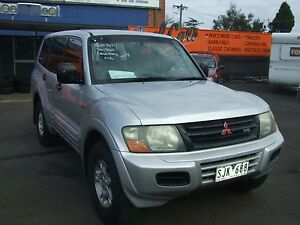2003 Mitsubishi Pajero Wagon 7 Seater Frankston Frankston Area Preview