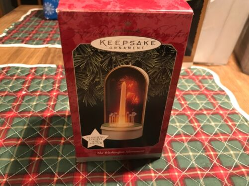 Keepsake Ornament The Washington Monument