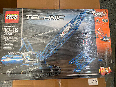 LEGO Technic 42042 Crawler Crane Power Functions New in sealed box