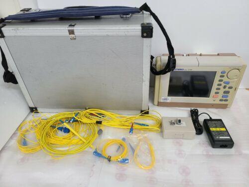 YOKOGAWA/Ando AQ7250 OTDR, AQ7254 SMF module, 1310/1550nm, 36/34dB, Printer