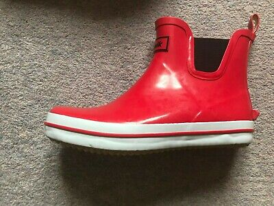 Kamik rED size UK 5 (US7) Sharon lo ankle wellie