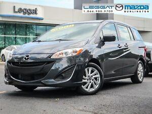 2015 Mazda 5 GS GS- AUTOMATIC, BLUETOOTH, 6 SEATS, ALLOY WHEELS