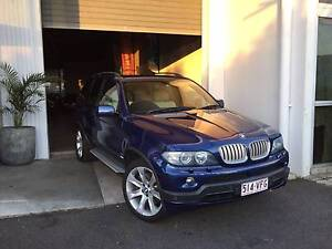 2006 BMW X5 4.8is V8 Sports - Top of the Range!!!! LOW LOW KMS!! Darra Brisbane South West Preview