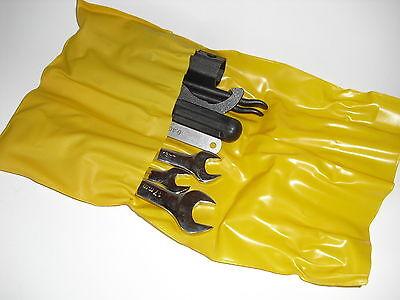 SET Bordwerkzeug Werkzeugtasche 10 T. Simson Schwalbe KR51 S51 S50 SR50 S70 SR4