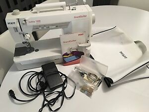Pfaff 1200 Hobby GrandQuilter Meadow Springs Mandurah Area Preview