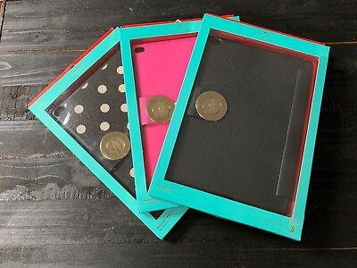 LOOK! Apple IPAD AIR 2 Kate Spade Magnet Folio Case MULTIPLE OPTIONS AVAIL