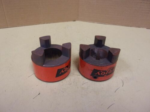 Lovejoy L100 1.375 Jaw Coupling ,  Lot Of 2