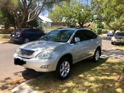2007 Lexus rx350 Spotswood Hobsons Bay Area Preview