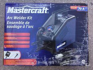 Master craft Arc Welder