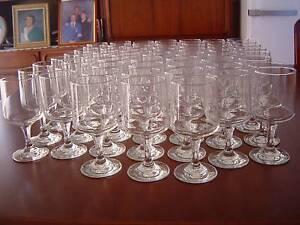 59 Matching Wine Glasses Bracken Ridge Brisbane North East Preview