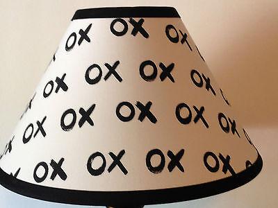 Emily merritt xoxo fabric nursery lamp shade m2m pottery barn emily merritt xoxo fabric nursery lamp shade m2m aloadofball Image collections