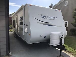 Trade 2009 JAYCO TRAVEL TRAILER FOR MUSCLE