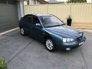 2002 Hyundai Elantra GLS  Ridgehaven Tea Tree Gully Area Preview