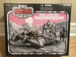 Star Wars Empire Strikes Back Snowspeeder