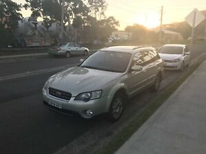 2005 Subaru Outback Safety Edition