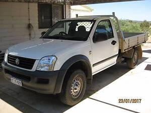 2006 Holden Rodeo Ute York York Area Preview