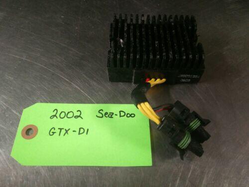 2002 Sea-Doo GTX DI Electrical Rectifier Used OEM Part