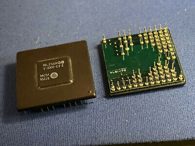 QTY-1 343-0002-1 VLSI SMT PGA APPLE MACINTOSH MMU NOS LAST ONES NEW