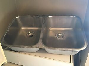 Double Sink - Under counter