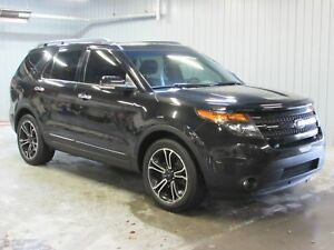 Ford Explorer SPORT 4WD *GPS-CUIR*