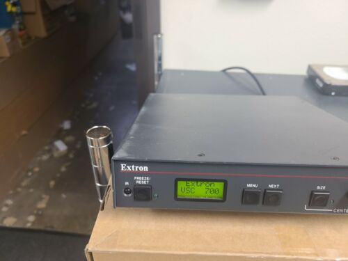 Used Extron VSC 700 Video Scan Converter- Tested