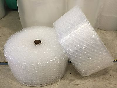 Zv 12 X 12 X 125 125ft Large Clear Bubble Padding Cushioning Wrap Roll