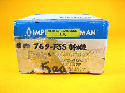 Imperial Eastman - 769-fss 04x02 - Hi-seal Male Elbow 14x18 Box Of 5