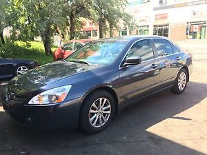 2004 Honda Accord Sedan LEATHER