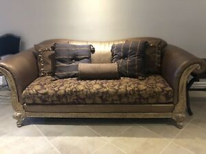 Schnadig Sofa and Tables / Estate Sale
