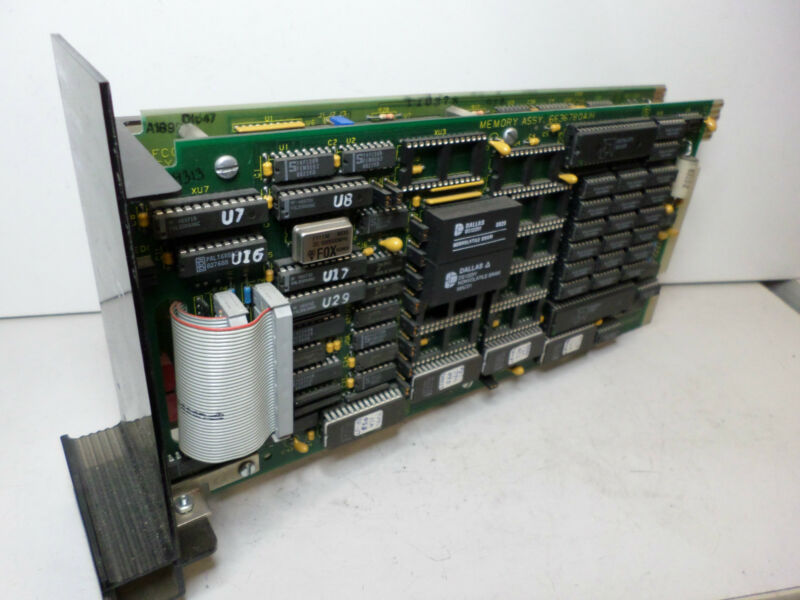 BAILEY CONTROLS -- CPU and LOOP STORAGE MODULE -- NLSM-02 -- NETWORK 90 E93-905