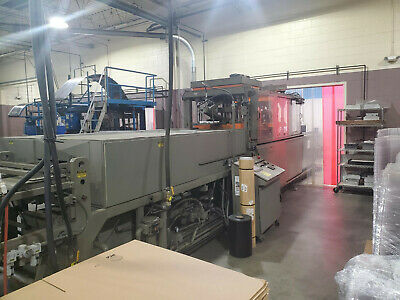 2536 Armac Thermoformer Vacuum Forming Machine - Thermoforming