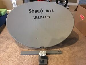 75cm Shaw Direct Satellite Dish with LNB