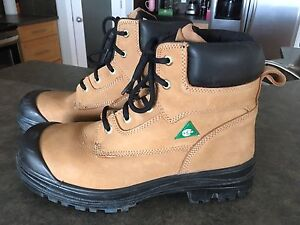 Agressor Safety shoes size 10 used once