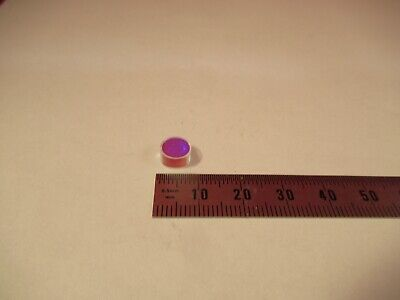 Optical Miniature Laser Output Lens Coated Optics As Pictured W2-a-84