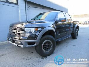 2014 Ford F-150 SVT Raptor! Local, No Accidents! Easy Approvals!