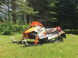 Arctic cat xf 800 high country 2013