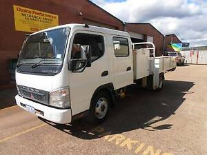 2007 Mitsubishi Canter LWB dual cab Midvale Mundaring Area Preview