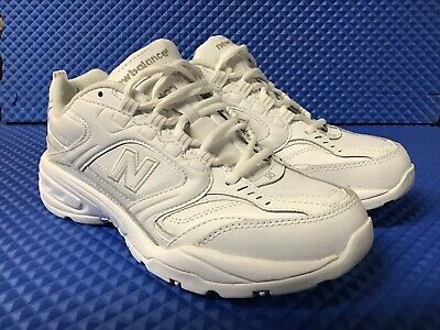 New Balance 407 Crosstrainers White Mens 7.5 D Lightly Used