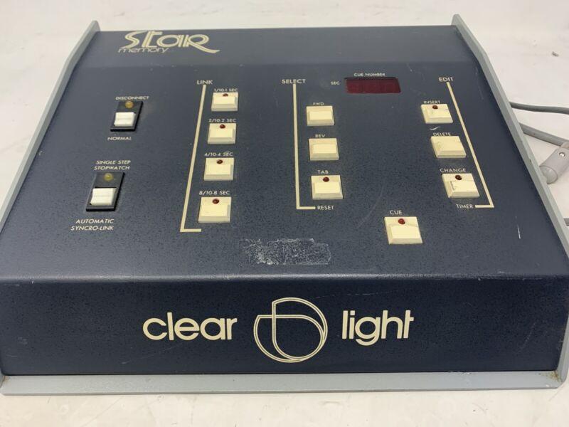 Clear Light Star Memory Programmer
