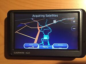 Garmin car GPS Nuvi255w Ainslie North Canberra Preview