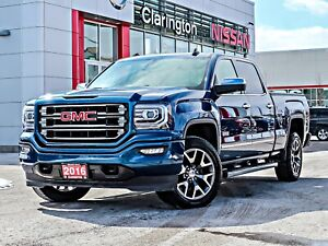 2016 GMC Sierra 1500 SLE No Accidents One Owner  FREE Delivery