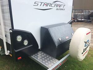 "19'6"" Jayco Starcraft Outback 4x4 2016 Worrolong Grant Area Preview"