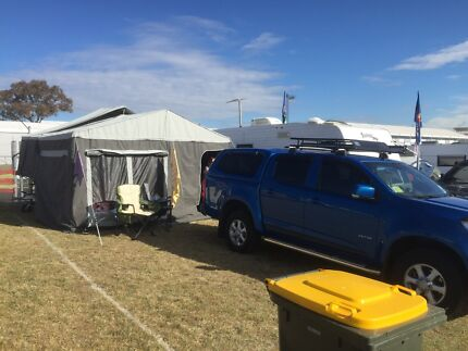 Offroad Camper trailer Lucknow East Gippsland Preview