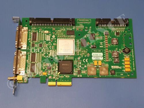 National Instruments PCIe-1433 NI IMAQ Video Framegrabber Card, Camera Link Full