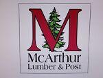McArthurLumber&Post