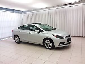 2017 Chevrolet Cruze HURRY!! DON'T MISS OUT!! LT TURBO SEDAN w/