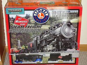 Lionel 30177 milwaukee train set